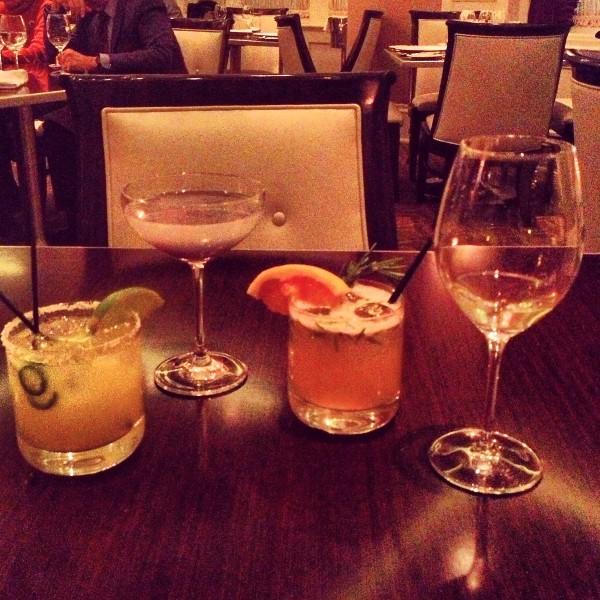 Paramour- cocktails