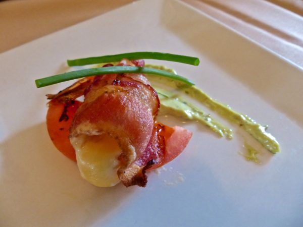 JoJos- shrimp appetizer