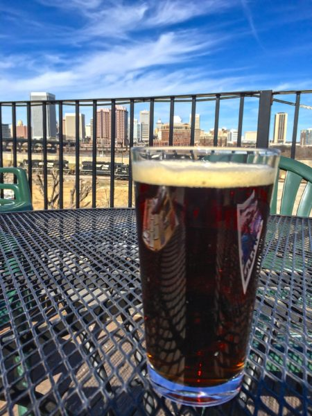 Legend Brewing Co - brown ale