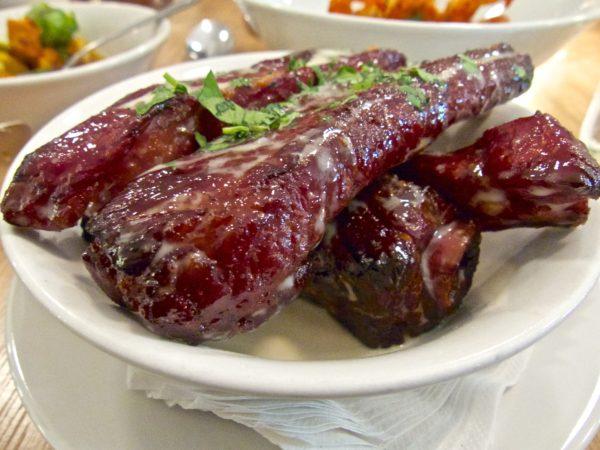 Pasture- Crispy pork ribs