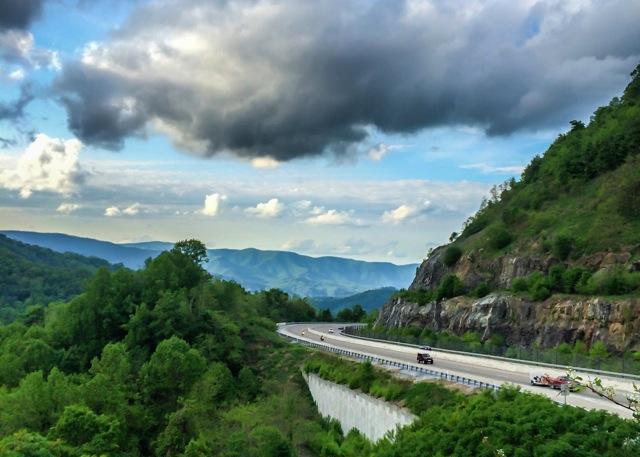 Tennessee overlook
