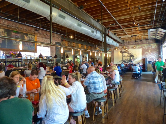 Wicked Weed- interior