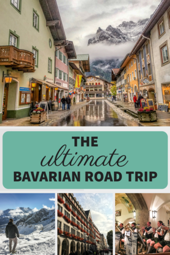 Ultimate Bavarian Road Trip