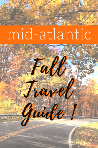 Mid-Atlantic Fall Travel Guide