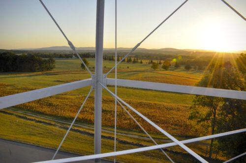 gettysburg-getaway-Longstreet_Observation_tower-view-6